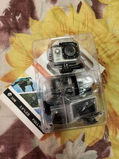 Fullset Action Cam + wifi