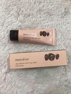 Innisfree Vitalizing Color Clay Mask
