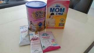 S26 Mama milk powder