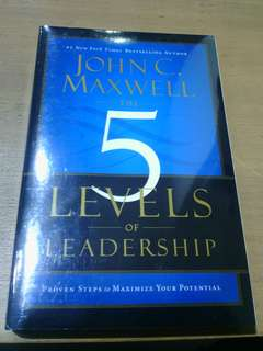 5 level of leadership