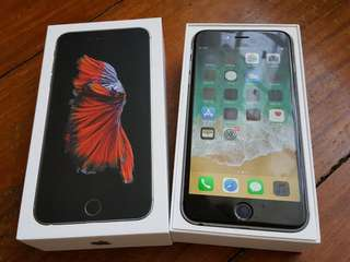 iPhone 6S Plus 128gb Space Gray Openline