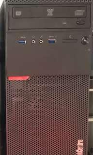 LENOVO ThinkCentre  i5-6400 desktop枱式電腦組合