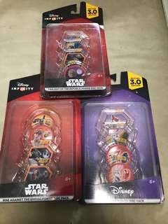 Disney infinity power discs 1