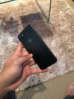 iPhone 7 Black for Sale!