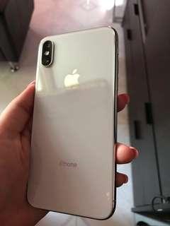 Iphone x64gb 白色