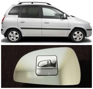 Hyundai Matrix side mirror all models and series