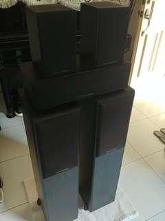 Mordant Short 5 speakers