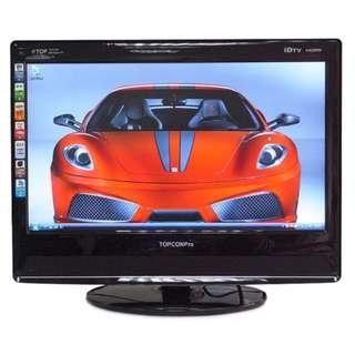 TOPCON eTop IDTV 22W TV+