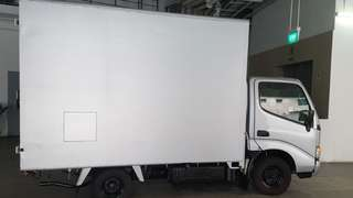 10 foot lorry for daily rental