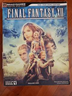 🚚 Final Fantasy XII Signature Series Guide