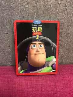 🚚 玩具總動員3  藍光DVD