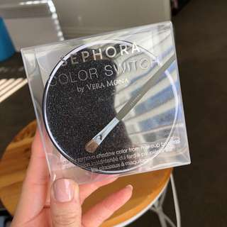 BRAND NEW Sephora Color Switch By Vera Mona Instant Brush Cleaner