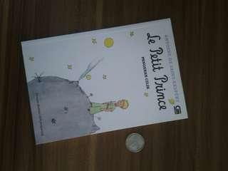 Novel le petite prince bekas