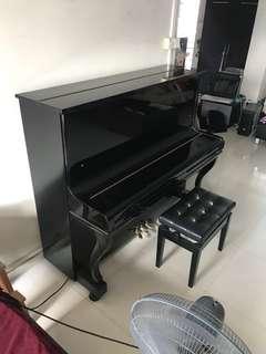 Melford Upright Piano