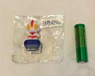 咸蛋超人原子印(絶版)