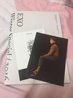 [PRELOVED] EXO 2016 Winter Album