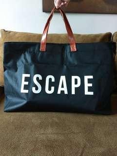 NEW- Canvass Beach Bag