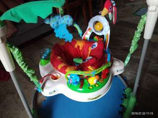 Fisher price Musical Rainforest Jumperoo