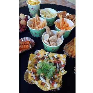 Party Food Carts