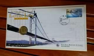 錢幣~1997青嶼幹線啟用