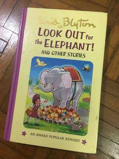 Enid Blyton - Look Out for the Elephant! And other stories