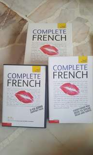 Complete French - include 2-Cd audio support pack