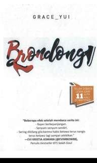 Brondong (Ebook)