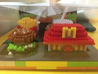 McDonald nanoblock
