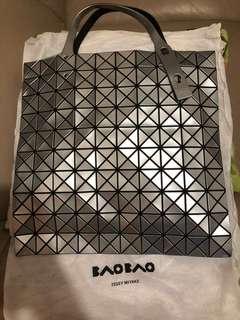 BAOBAO ISSEY MIYAKE 10x10 銀色