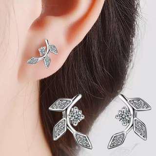 [3 for $10] V131 - Lovely leaf earrings