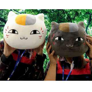 LAST SET - JAPANESE CATS CUSHION - SET OF 2 PERFECT FOR YOUR SOFA