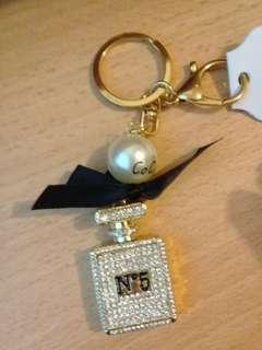 Coco Chanel Keychain