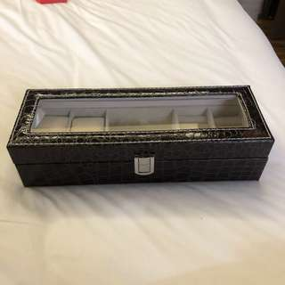 Jewelry/Watch Holder box