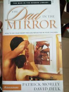 The dad in the mirror