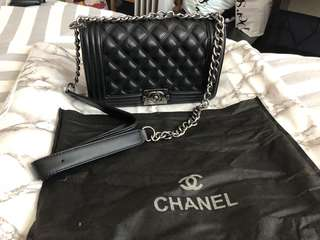 Chanel Inspired The Boy Bag