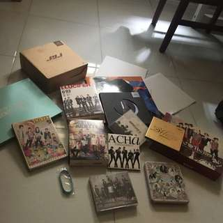 *PRICE UPDATED* Albums At Cheap Price!!!