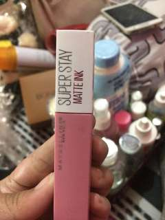 Maybelline super stay mate ink