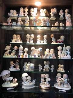 Preloved Precious Moments Figurines to go