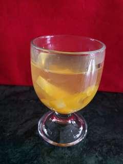 Homemade Orange Tea