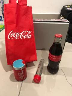 Coca Cola Limited Edition Items