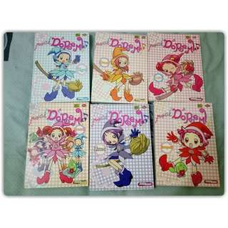 Doremi special colour edition Vol 1 - 6 (not end)