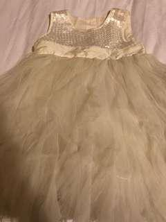 Mothercare Special Collection Sequin and Tulle Dress - 9-12 mths