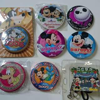 Disney team pin