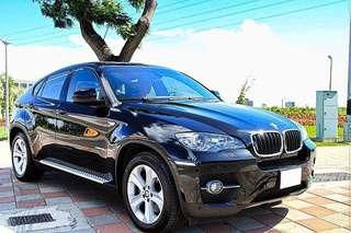 2009 BMW X6 總代理一手只跑1.8萬 可認証