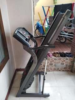 treadmill second