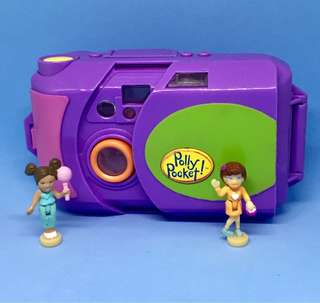 Vintage pollypocket camera for sale!!