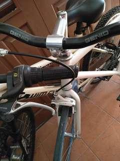 Sepeda Fixy Genio dan sepeda Shimano(2 unit)