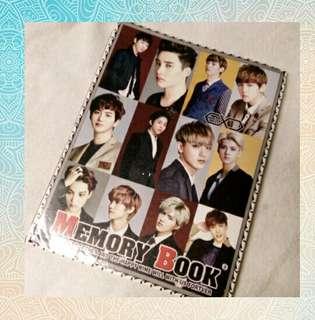 EXO Memory Book