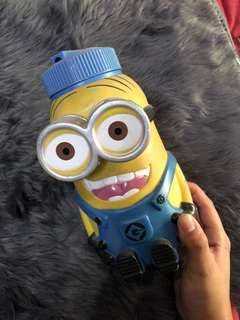 Universal Studios Minion Waterjug