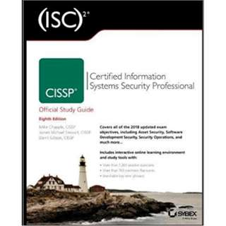 CISSP Certified Information Systems Security Professional Study Guide 8th (PDF)